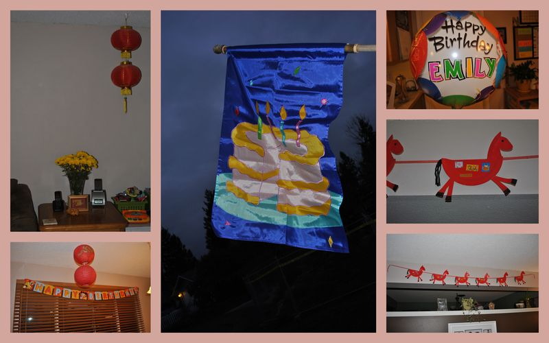 Em decorations